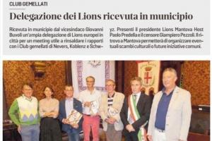 Lionsreise nach Mantua